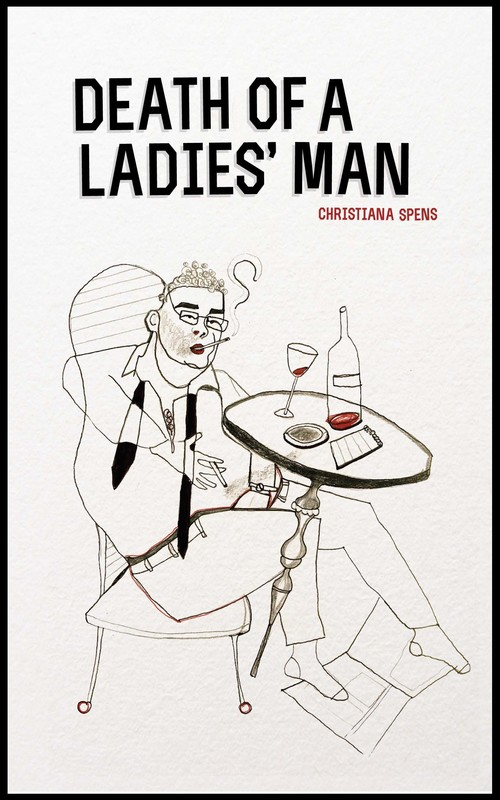 Death Of A Ladies' Man cover