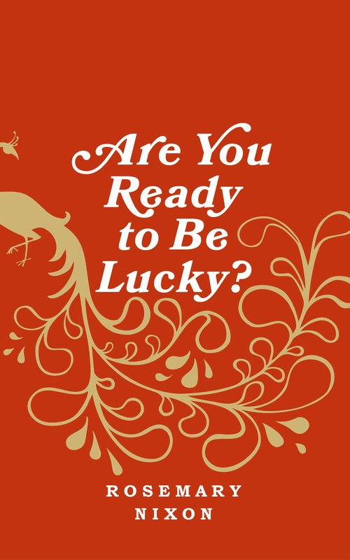 Are You Ready To Be Lucky? cover