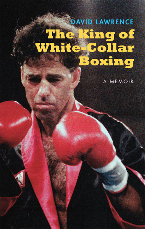 The King Of White Collar Boxing cover