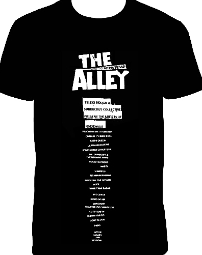 628785304d0 The Alley T-shirts — Teleki Design