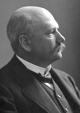 Albrecht Kossel,Image from wikimedia