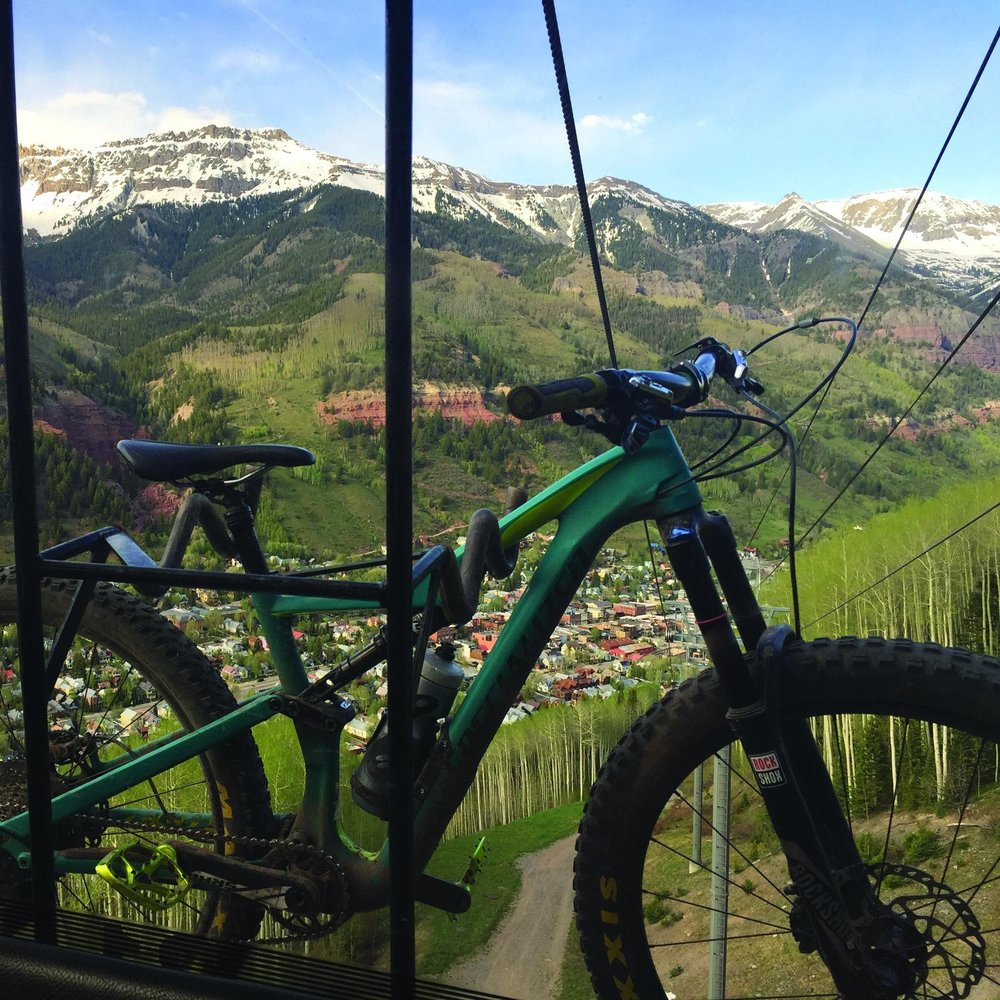 bike on gondola pic.JPG