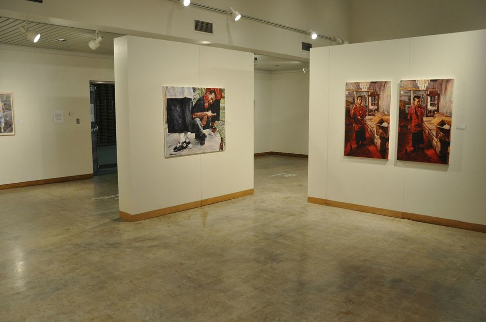 "MICHAEL VASQUEZ  ""What Comes With The Territory 