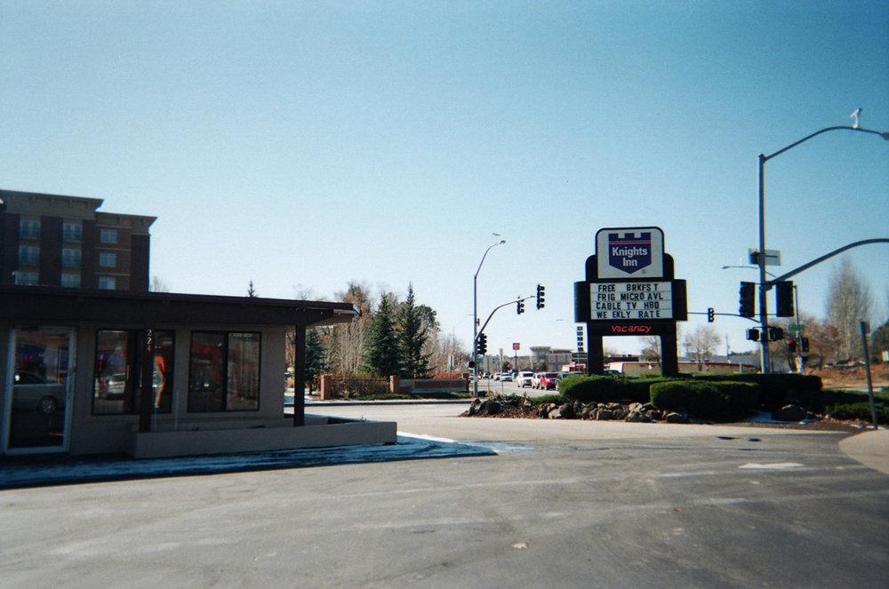 Knights Inn | 2012