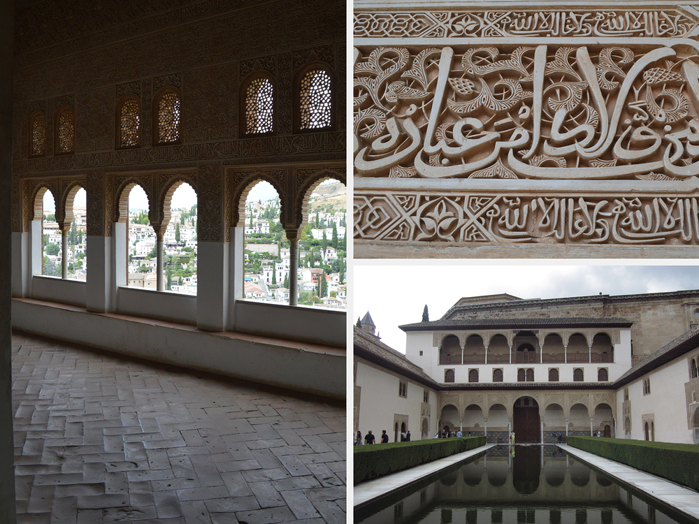 The Alhambra Palace photo bottom right: Antonia Reed-Felstead