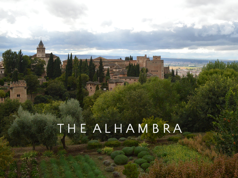 Fanny Shorter The Alhambra Travel Blog Journal Inspiration Spain