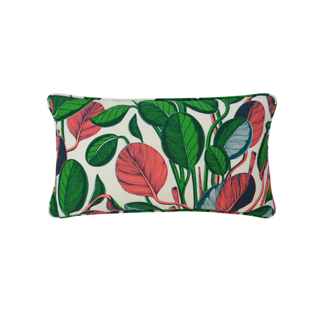 CALATHEA Small Cushion | Neon