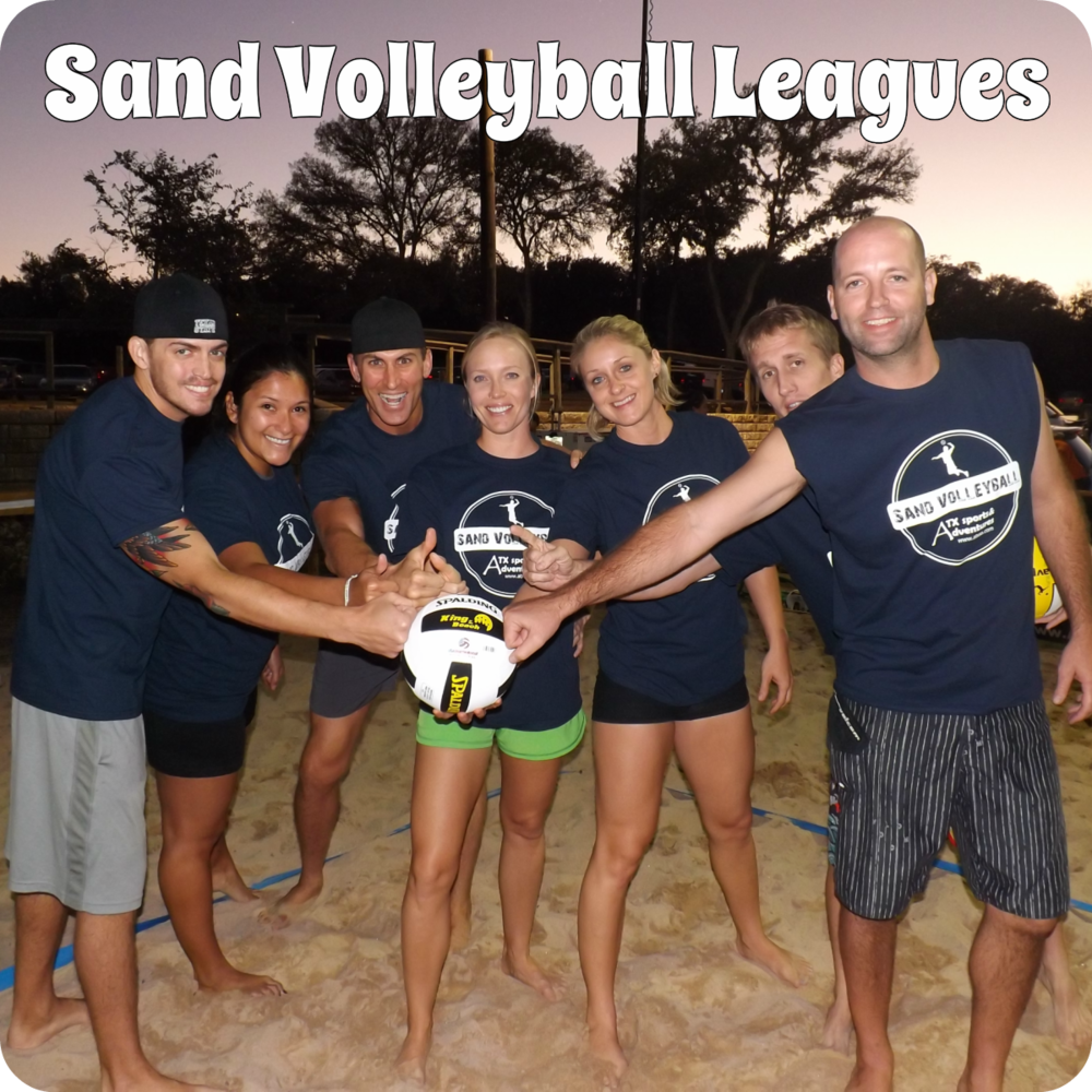 SandVolleyballLeagues