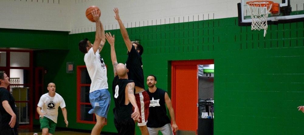 Men's Basketball Leagues