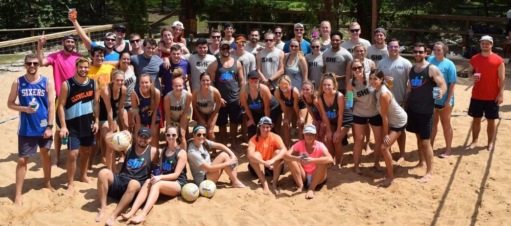 SHI Employee Sand Volleyball Tournament!