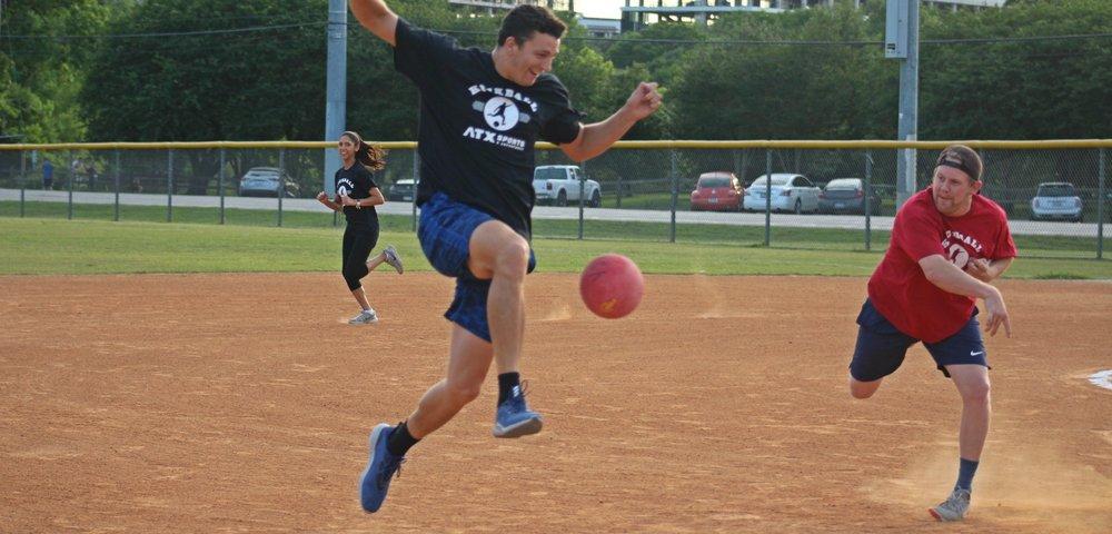 Co-Ed Kickball League