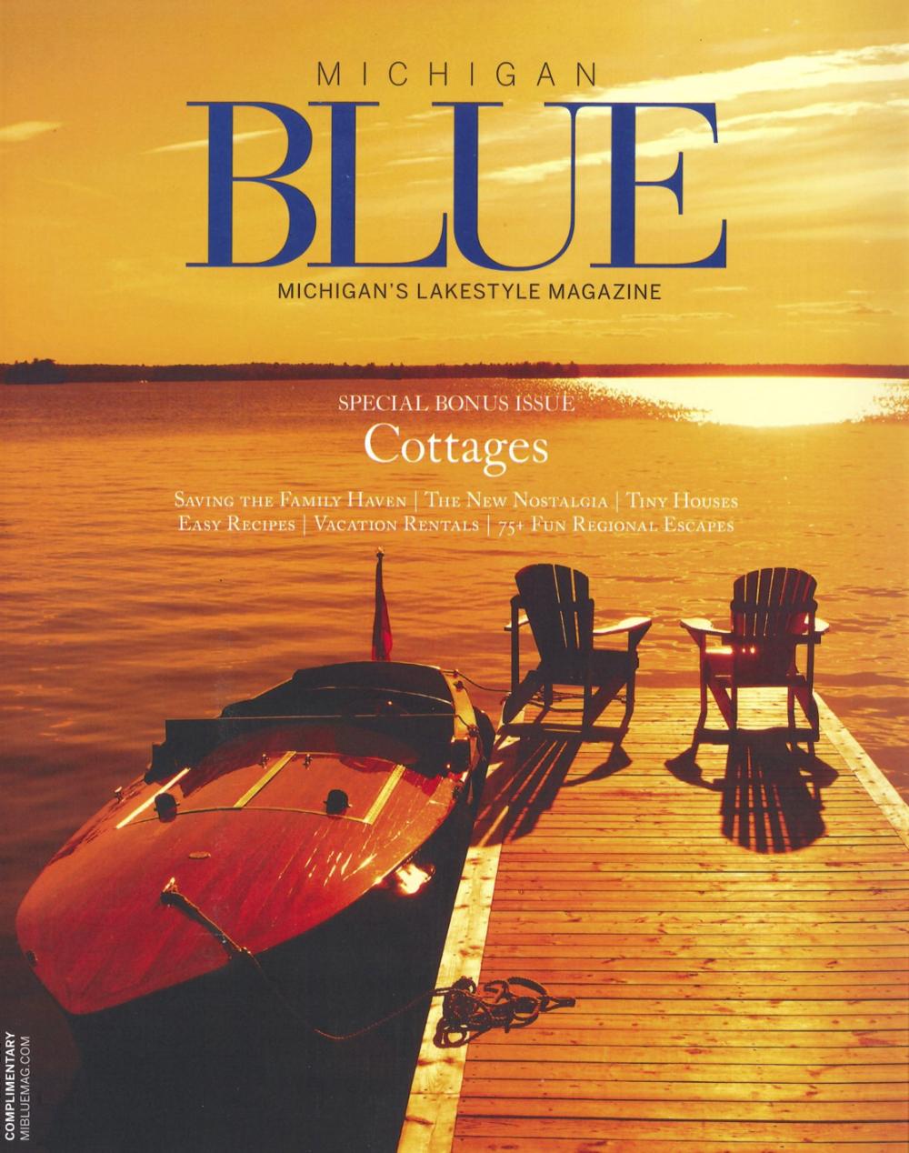Michigan Blue Magazine