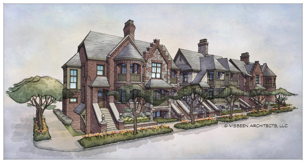 8th Street Commons - Townhouse