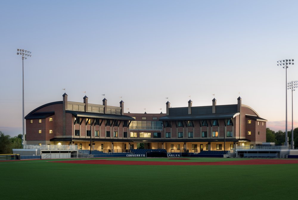 Cornerstone University Stadium