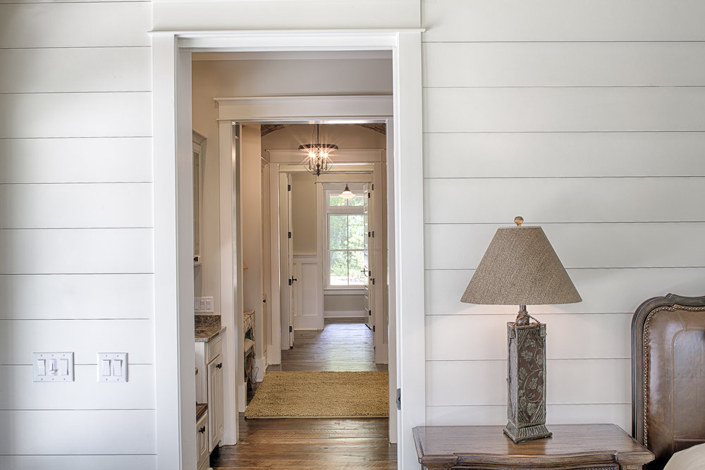 Georgetown Hallway
