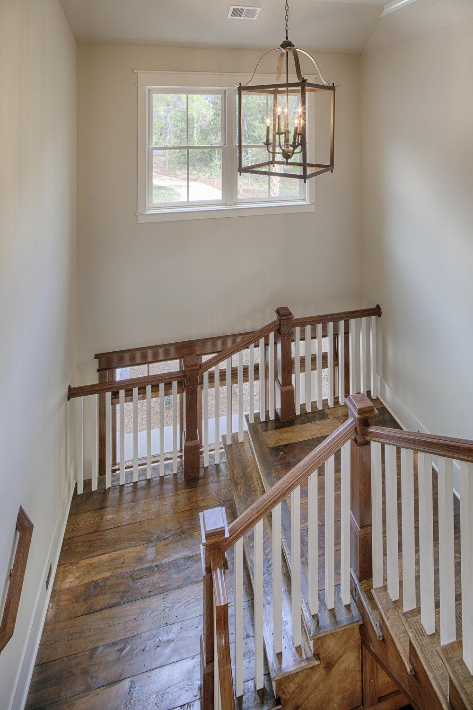 Georgetown Stair Landing