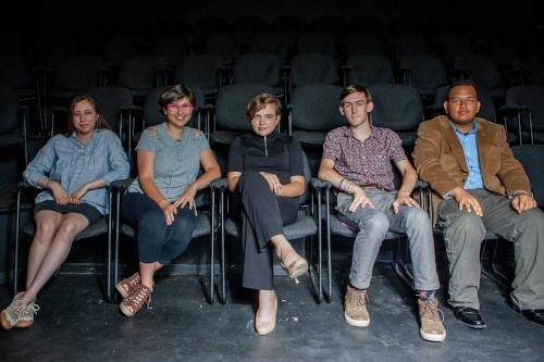 2018 Playwrights photo credit:Cameron Cobb