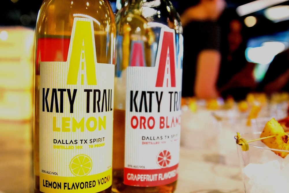 KATY TRAIL VODKA -