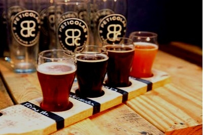 PETICOLAS BREWING COMPANY -