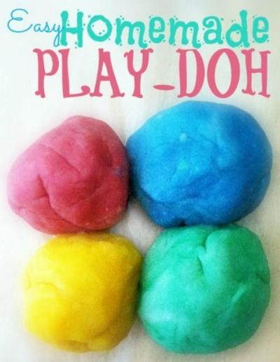 homemade play-dough