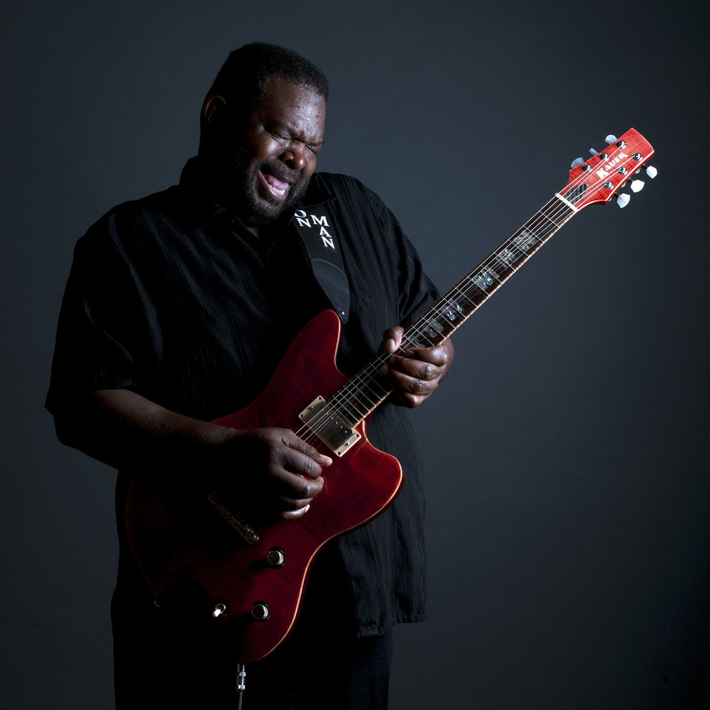 Michael Burks, Michael Burks Band. Daylighter