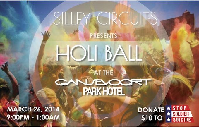 Holi Ball