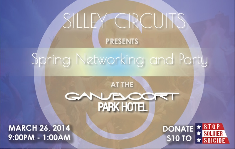Join us for a night of networking and celebration at the Gansevoort.