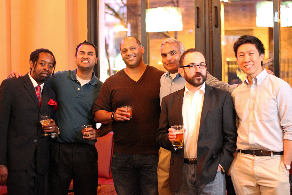Sovy Azath, Charles Cantu, Ignatius Chithelen, Peter Marino, Spencer Cheng Silley Circuits: The Silicon Alley Network NYC