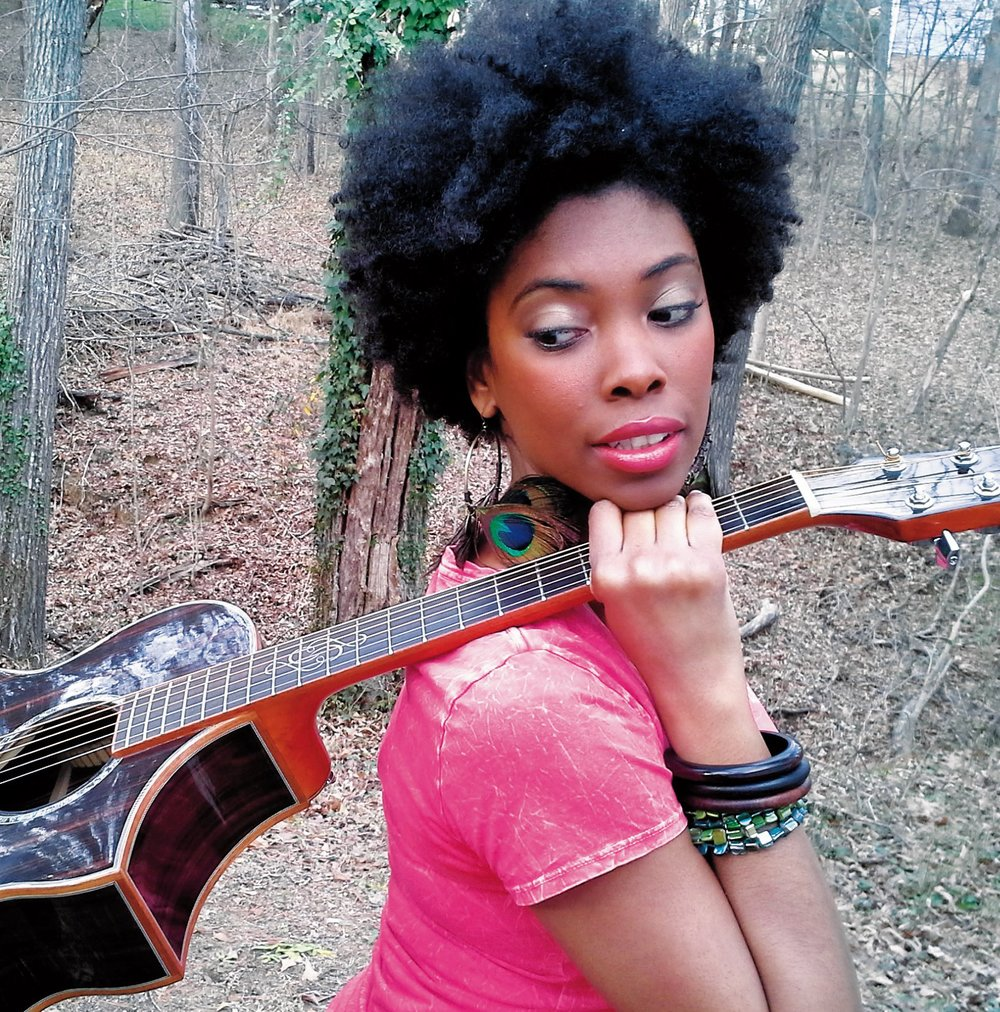 Anitra Jay R&B/Soul Singer-Songwriter - Charlotte NC