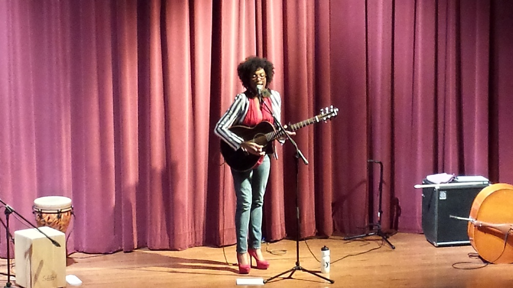 Anitra Jay @ Joe Knox Auditorium