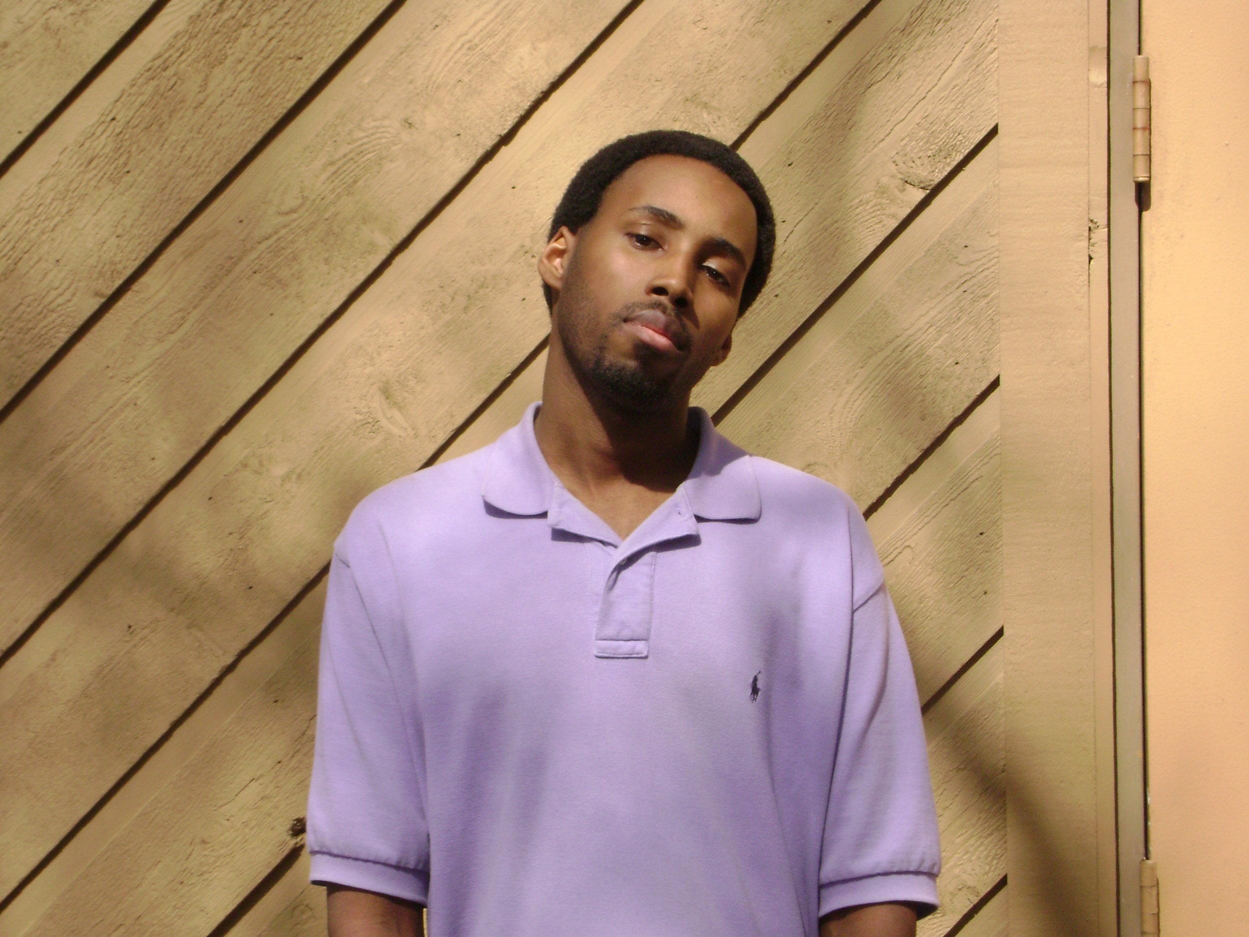 Brandon O-Soul Medlock, hip-hop/neo-soul fusion artist.
