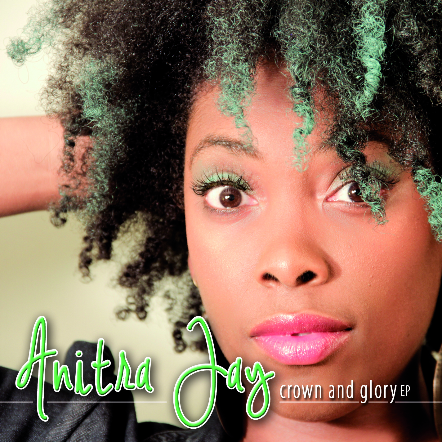 "NEW ALBUM, ""Crown & Glory"" by Anitra Jay"