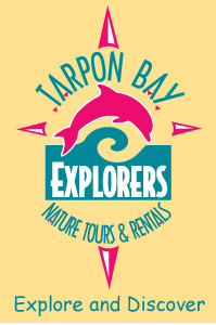 "Tarpon Bay Explorers. 900 Tarpon Bay Road, Sanibel. Guided tram tours of ""Ding"" Darling NWR.  Nature, wildlife, sunset cruises.  Guided kayak tours, kayak and canoe rentals.  Shop and education center; interactive ""touch tank."""