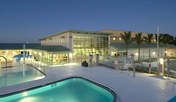 City of Sanibel Recreation Center. 3880 San-Cap Road, Sanibel.  Tennis, swimming, Center4Life, classes and activities.