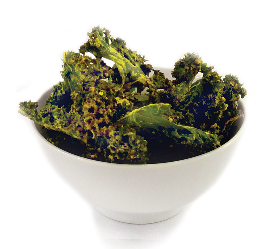Kracklin' Kale Chips $3.00