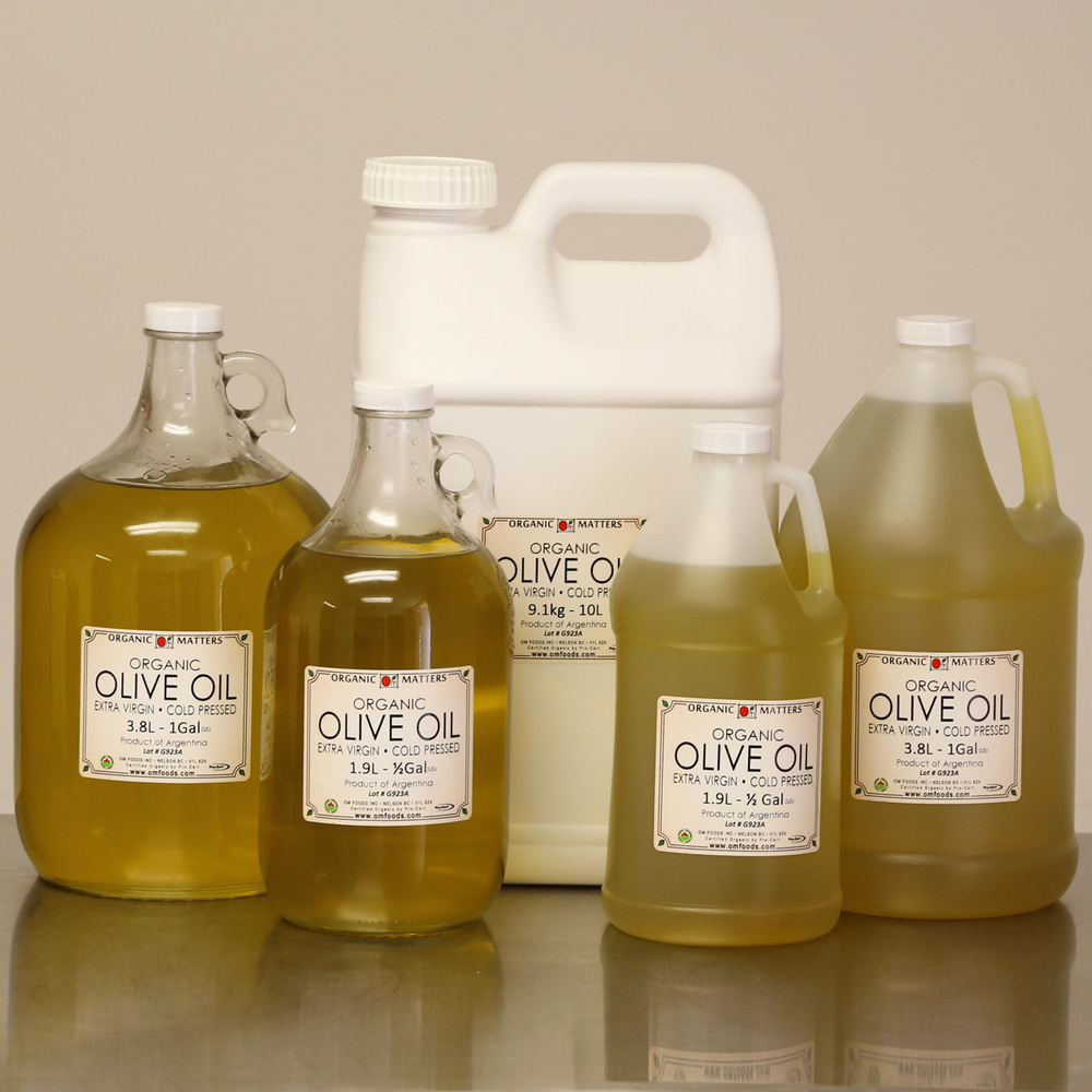 Oils, Butters, Fermented Products