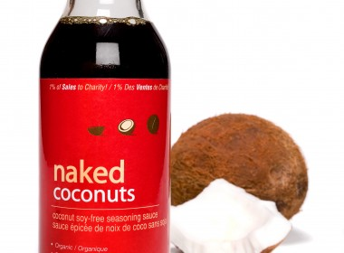 Naked Coconuts: Seasoning Sauce