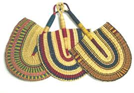African Market Fan