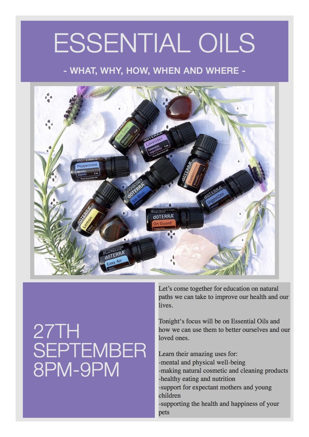 Essential Oil Workshop Sep 27 2017.jpg