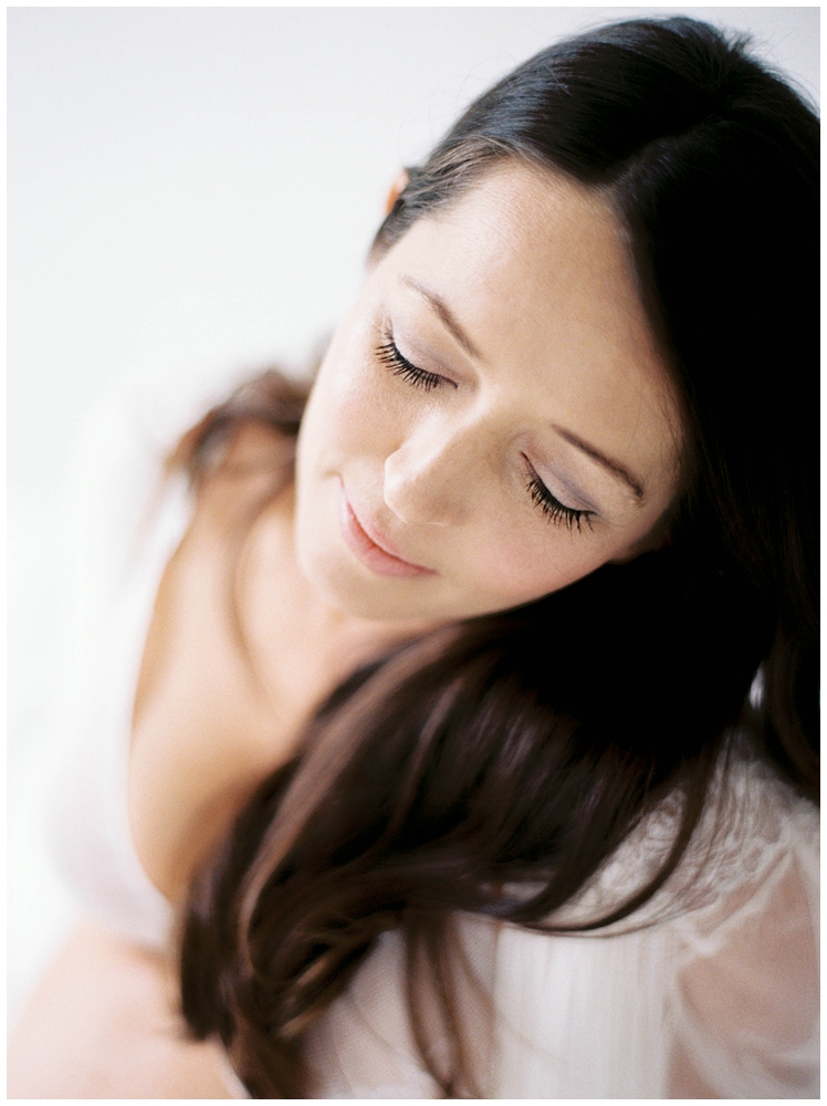Fine Art Maternity Session for Brittany | Seattle Portrait Photographer | Fine Art Portrait Photographer