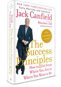 Look for Jean's contributing piece in in  Jack Canfield's  10th Anniversary Edition of  The Success Principles!