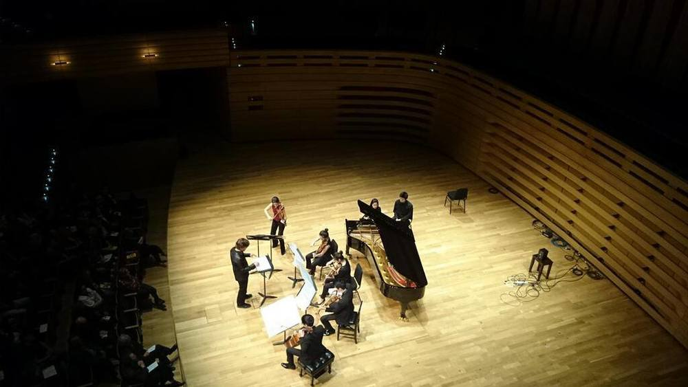 21C festival, koerner hall, toronto may 2014