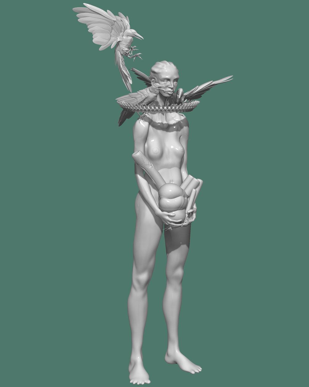 Max Brazier-Jones concept art witch digital art 7