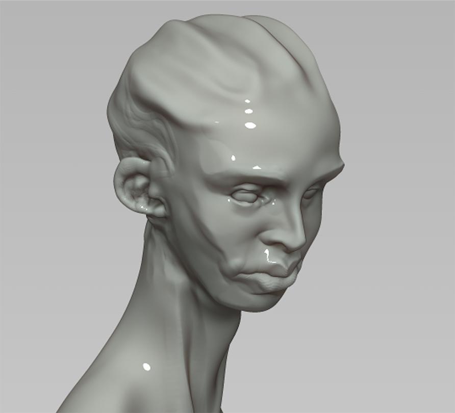 Max Brazier-Jones concept art portrait 1