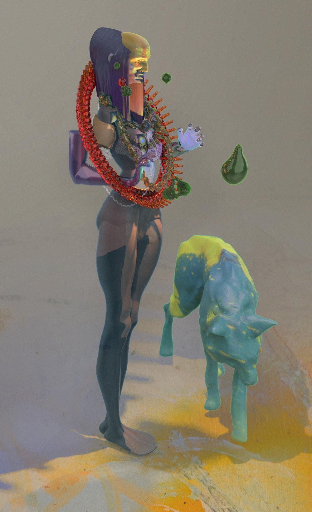 Max Brazier-Jones concept art pythia 0