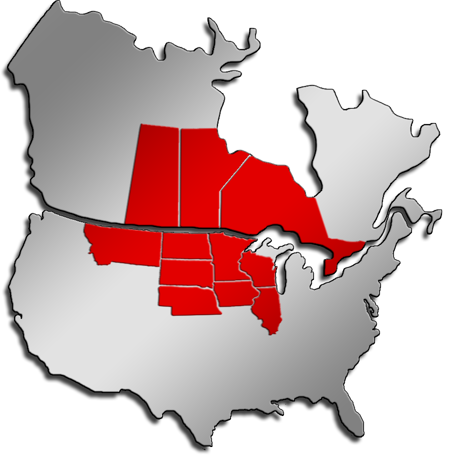 Delivering Chemical Transport service throughout the upper midwest amd much of Canada
