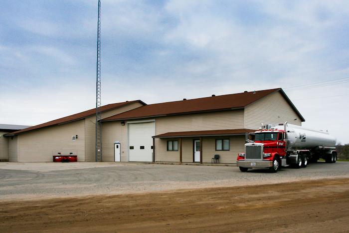 Sauk Centre Terminal