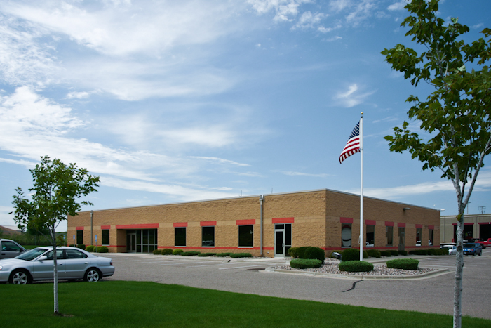 Wayne Transports Headquarters in Rosemount