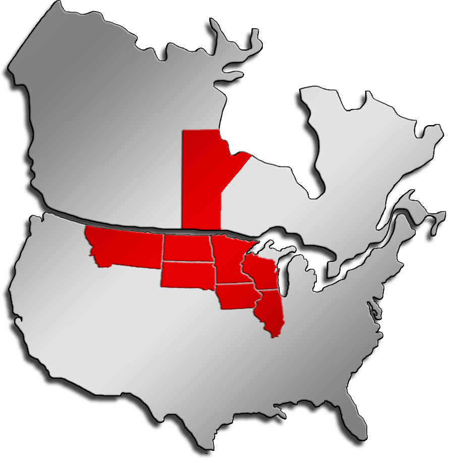 Upper Midwest Service Area