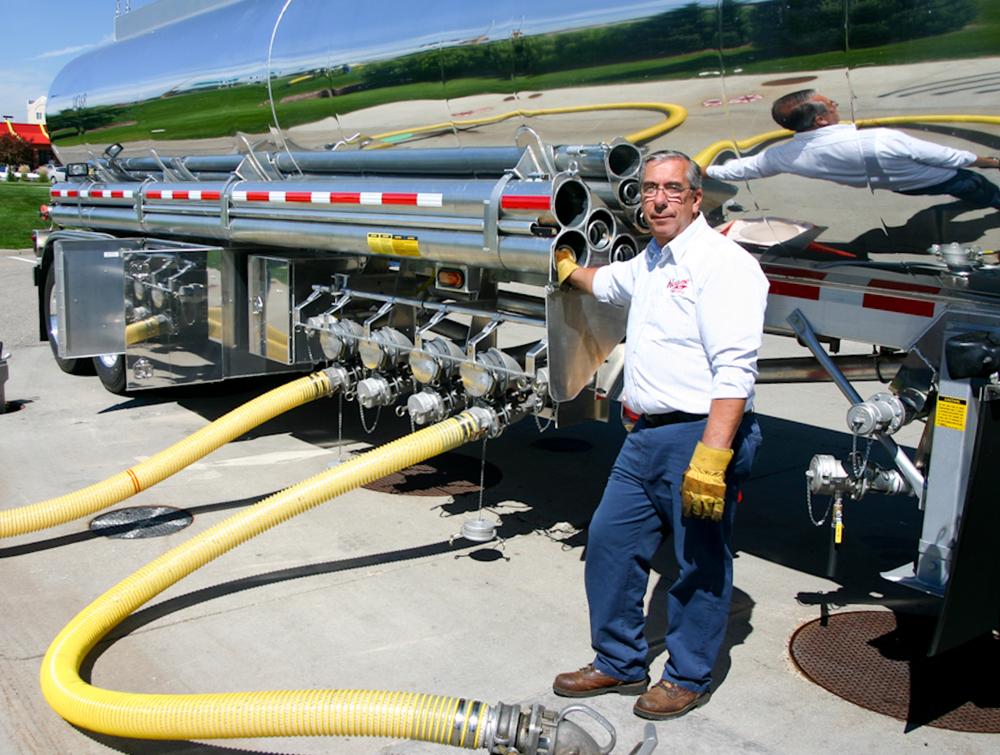 Petroleum, Fuel & Gasoline Trucking Company